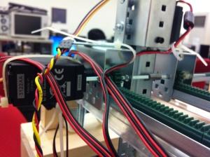 y axis motor 2