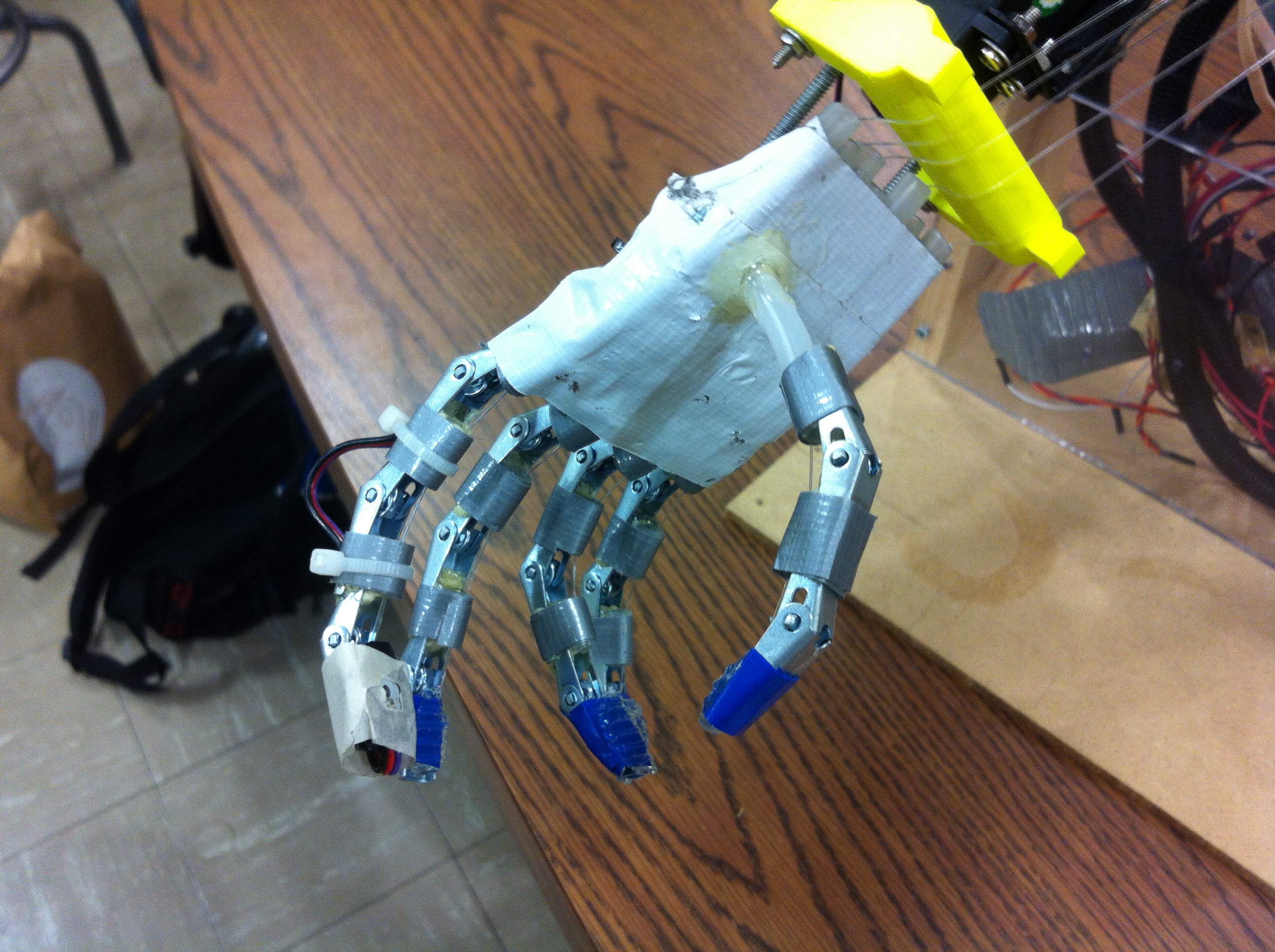 Senior Design: Robotic Arm with Kinect Interface – Detailed Report ...